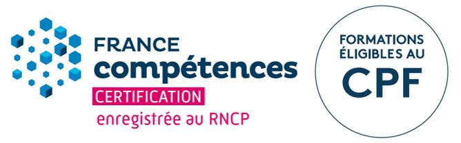 Logo France Compétences et RNCP